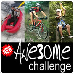Awesome Threesome Challenge in Aviemore